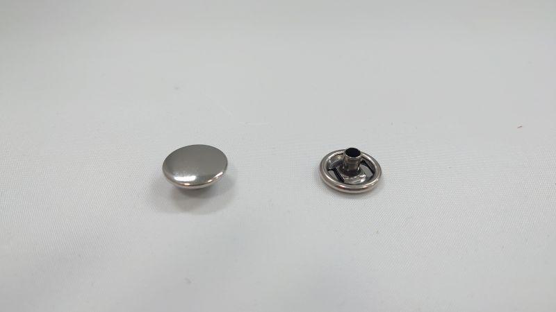画像1: 【バラ】リングホック#7050 ボタン SUS 100組 (1)